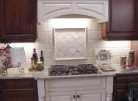 Simple elegance in a backsplash tile.