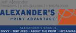 Alexander's Printing