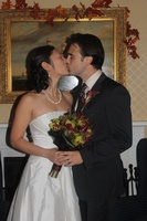 Indoor Ceremony at the Captains House Inn
