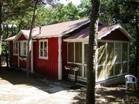 Cottage # 2 - Two bedrooms - Sleeps 4 max