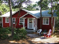 Cottage # 3 - Three bedrooms - Sleeps 6 max