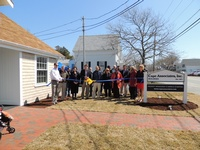 Cape Associates Chatham Office Ribbon Cutting Ceremony and 42nd Anniversary