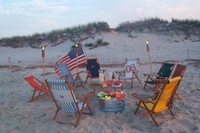 The Cape Cod Beach Chair Lifestyle