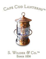 Cape Cod Lanterns/S. Wilder & Co. Inc