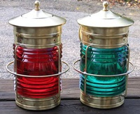 Cape Cod Nautical Lanterns