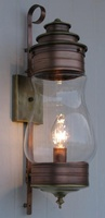 Cape Cod Copper Stephens Lantern