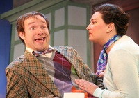 'One Man, Two Guvnors' at Cape Rep, 2014