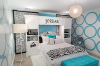 A dream room for a 10 year old girl