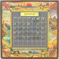 Cape Cod Perpetual Calendar by Stick