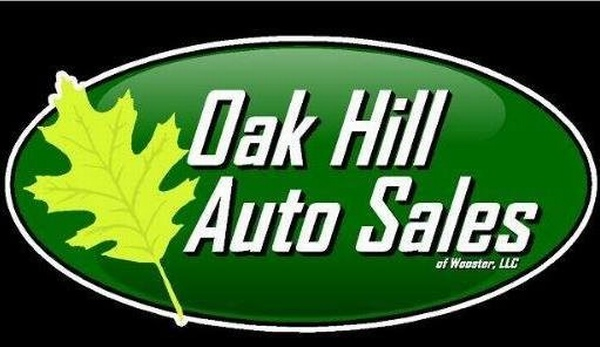 Oak Hill Auto Sales of Wooster