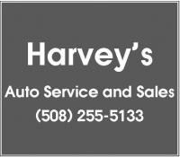 Harvey's Auto Service and Sales