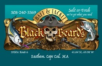 Blackbeard's Bait & Tackle - Eastham