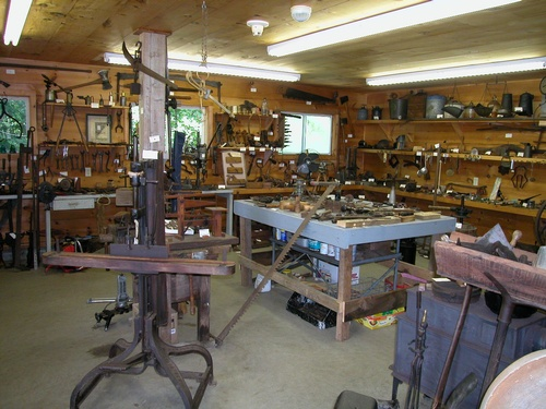 Rantlett Tool Museum