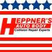 Heppner's Rivercity Collision