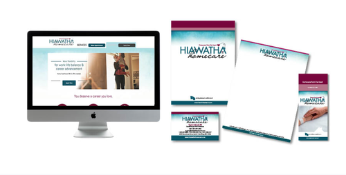 Hiawatha Home Care Portfolio