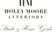 Holly Moore Interiors Studio & Home Goods