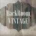 BackRoom Vintage