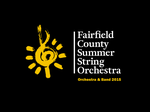 Fairfield County Summer String Orchestra