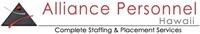 Alliance Personnel Inc