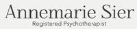 Annemarie Sier, Registered Psychotherapist