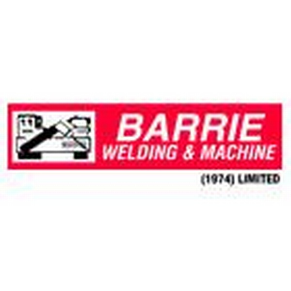 Barrie Welding & Machine ''1974'' Ltd