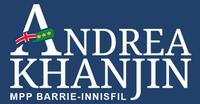 MPP - Barrie - Innisfil - Andrea Khanjin