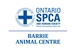 Ontario Society for the Prevention of Cruelty to Animals - Barrie Animal Centre