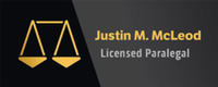Justin M. McLeod - Licensed Paralegal