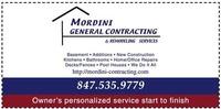 Mordini General Contracting