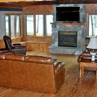 Lakeside Living Room