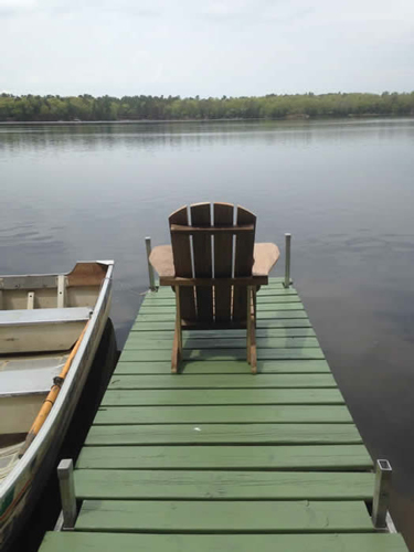 Relax on the Dock