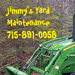 JIMMY'S YARD MAINTENANCE