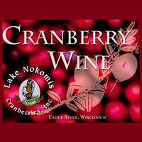 Cranberry wine is always a popular choice.