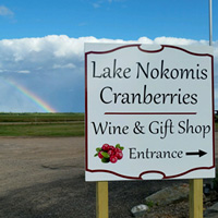 Lake Nokomis Cranberries Wine & Gift Shop