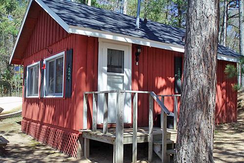 Cabin #8