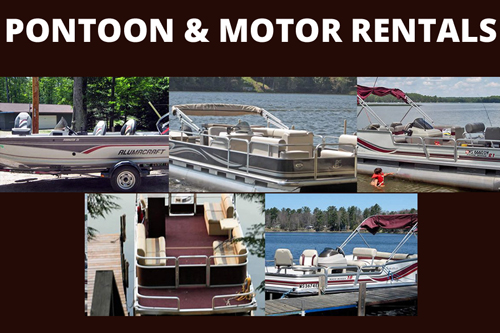 Boat & Motor Rentals