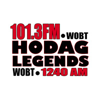 WOBT Hodag Legends 101.3 FM/1240 AM