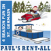 PAUL'S RENT-ALL