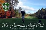 ST GERMAIN GOLF CLUB