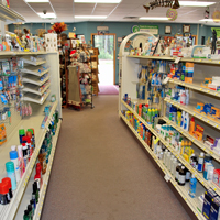 Fully-Stocked Pharmacy