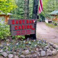 East Bay Cabins on Little St. Germain Lake