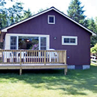 Rustling Pines Condos: Cottage #6