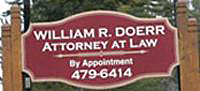 WILLIAM DOERR ATTY