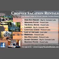 Cropsey Vacation Rentals