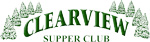 CLEARVIEW SUPPER CLUB