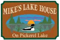 MIKE'S LAKE HOUSE