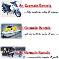 ST GERMAIN RENTALS