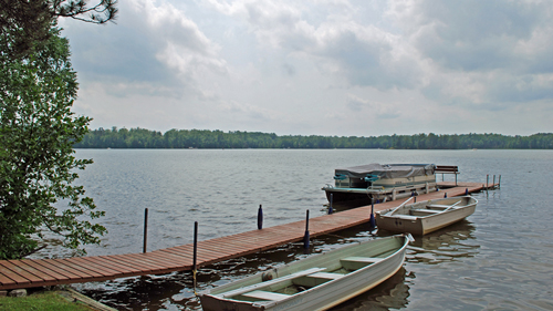 Little St. Germain Lake