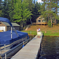 CHAIN LAKE RETREAT