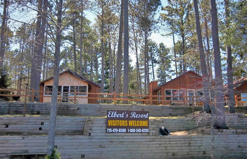 Elbert's Resort on Little St. Germain Lake